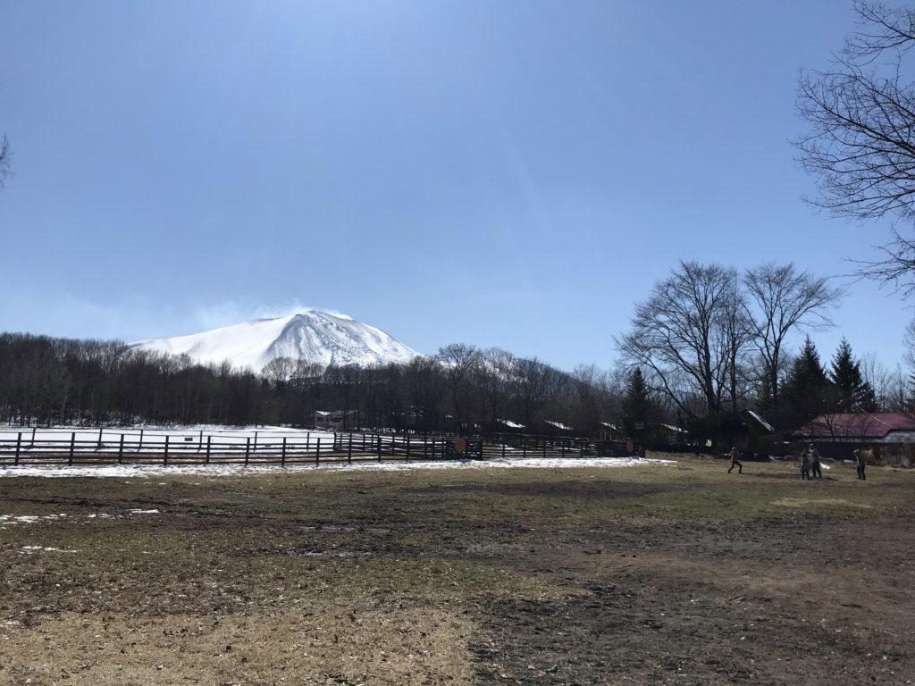 北軽井沢スイートグラスでファミリーキャンプ