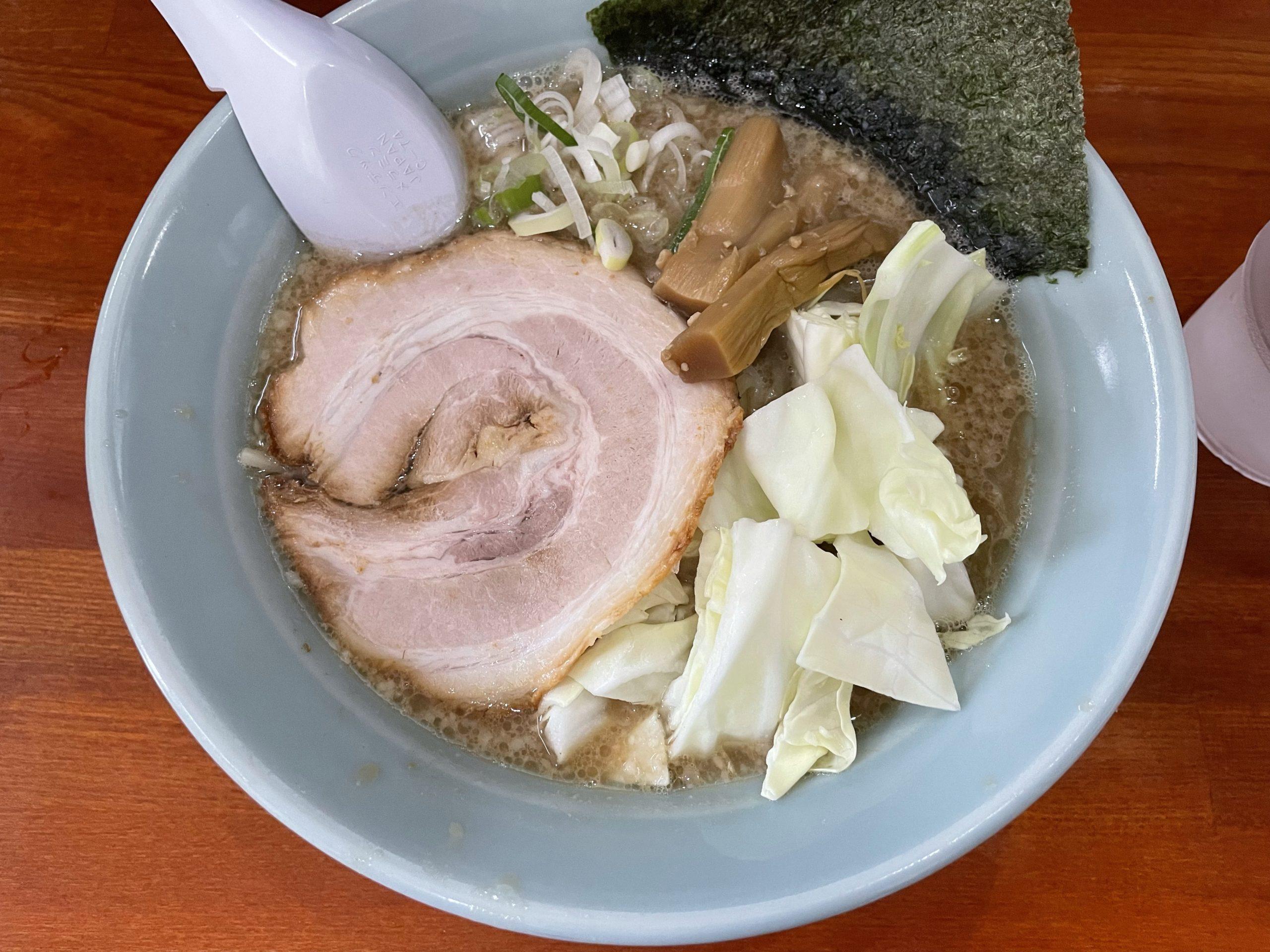 岡谷市 ら〜麺 おぱち